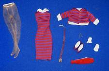 "Stripes Suit Me Tiny Kitty outfit only Tonner fits 10"" Simone Rouge doll 2013"