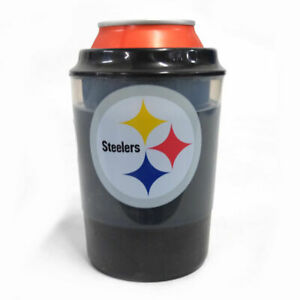 NFL Pittsburgh Steelers Freezer Can Cooler