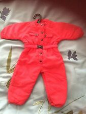 American Girl Of Today Retired Snowsuit Set NIP Isabelle