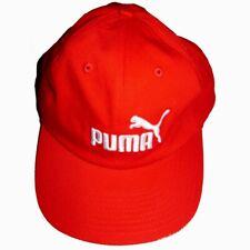 Casquette PUMA Rouge Dad Hat