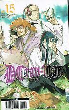 D Gray Man n.15 di Katsura Hoshino - D.Gray DGray Man - 1a ed. Planet Manga