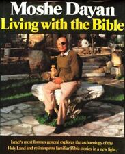 Living with the Bible Moshe Dayan Hardcover