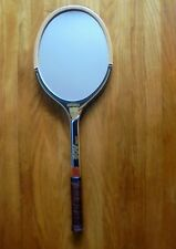 Vintage Upcycled PRO KENNEX LITTLE ACE Wooden Tennis Racket MIRROR