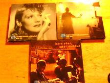 Schellack [3 CD Alben] Deutsche Chansons + Kaffeehaus Musik+ Englische Tanzmusik
