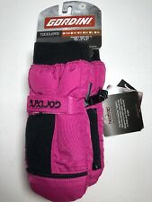 Gordini Heatrap Mittens Pink Toddler NWT Choose Your Size Waterproof
