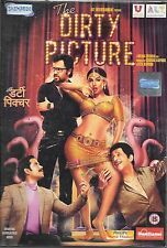 THE DIRTY PICTURE  - NEW ORIGINAL BOLLYWOOD DVD - FREE UK POST