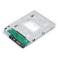 HP 2.5 SSD to 3.5 SATA Adapter Converter Tray SAS HDD Brackets Bay 654540-001