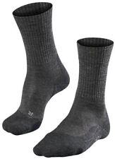 Falke Womens Trekking 2 Medium Wool Socks - Smog Grey