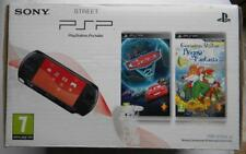 CONSOLE PORTABLE STREET PSP E 1004 CB PACK EDITION CARS 2 GERONIMO STILTON BLACK