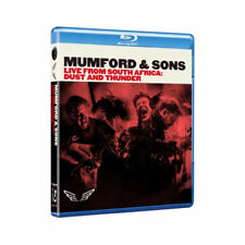 Mumford & Sons - Live In South Africa: Dust & Thunder (NEW BLU-RAY)
