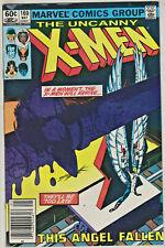 UNCANNY X-MEN#169 VF/NM 1983 MARVEL BRONZE AGE COMICS