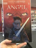 ANGEL 2 1:20 VARIANT Boom Studios Joss Whedon Buffy The Vampire Slayer