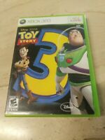 Toy Story 3 Microsoft Xbox 360 Disney Pixar