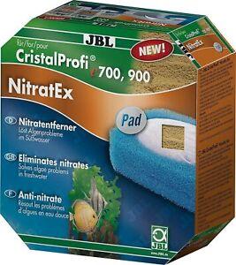 JBL CristalProfi NitratEx Ultra Pad e400 e700 e701 e900 nitrate ex remove reduce