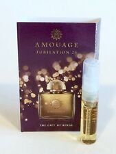 AMOUAGE Jubilation 25 - Eau De Parfum Woman - 2ml/0.06 oz Vial NEW on Card