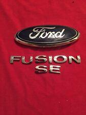 USED 2012 Ford Fusion SE Rear Chrome OEM Emblem Badge Sign Logo (531)