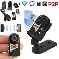 Mini Q7 WIFI P2P DVR Surveillance Night Vision Wireless Camera Video Recorder FF