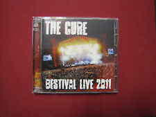 2X  CD  The Cure ‎– Bestival Live 2011