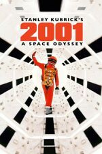 16mm Feature- Stanley Kubrick's- 2001: A SPACE ODYSSEY-1968-COLOR-CINEMASCOPE-
