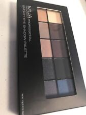 Mua Makeup Academy Professional Smokey Eye Shadow Palette