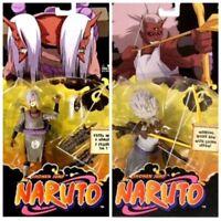 NIB Shonen Jump Naruto Sakon & Ukon Kidoaru Action Figures Anime w Extras