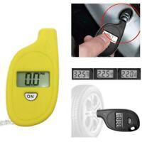 LCD Digital Tire Tyre Air Pressure Gauge Tester Tool Car Auto Gift Tool Mot C5Y6