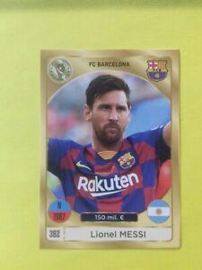 Lionel MESSI FC Barcelona  GOLD Champions League 2019-2020 RAFO