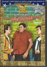 Il delinquente delicato (1957) DVD 1° edizione