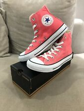 New Womens CONVERSE Pink Chuck Taylor All Star High Top Sneaker US 6.5 [C138]