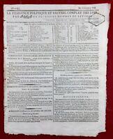 Bonaparte à l'armée d'orient 1799 Aboukir Beuzeville Eure Les Sables Honfleur