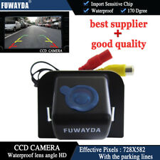 CCD Reversing Camera Parking System Rear View Camera for TOYOTA Prius 2012