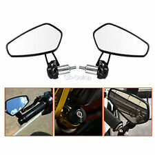 "7/8"" 22mm Handlebar Bar End Mirrors Fit Honda CBR 600 F3 F4 1000 RR GSXR 650 750"