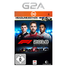 F1 2018 18 Headline Edition key [PC Rennspiel] STEAM Download Code Formula 1 DE
