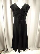 Tadashi Shoji Womens Velvet Off-The-Shoulder Cocktail Dress Petites BHFO 0884