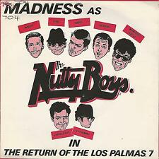 """MADNESS """"THE RETURN OF THE LOS PALMAS / THAT'S THE WAY TO DO"""" 7"""" STIFF RECORDS"""