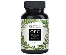 OPC Traubenkernextrakt - 240 Kapseln für 8 Monate - Laborgeprüftes Premium OPC