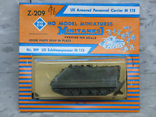 Roco / Herpa Minitanks (NEW) Modern US M-113 Armored Personnel Carrier Lot #755