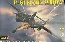 P-61 Black Widow Revell 1/48 #85-7546