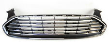 Fits Ford Fusion 2013-2015 Front Bumper Upper Grille Assembly DS7Z8200BA