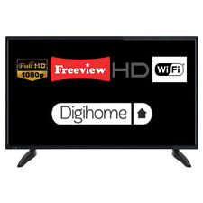 Digihome LED with Internet Streaming Interface TVs