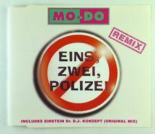 Maxi CD - Mo-Do - Eins, Zwei, Polizei (Remix) - A6130