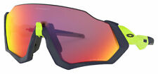 Oakley Flight Jacket-Matte Navy/Retina Burn - Prizm Road Sunglasses OO9401-0537