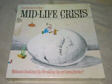 Mid Life Crisis Board Game Vintage 1982 Sealed Can You Survive The Game Works