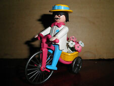 PLAYMOBIL 5400 Flower seller tricycle flowers Lot 5300 Victorian mansion house