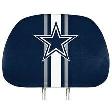 Dallas Cowboys 2-Pack Color Print Auto Car Truck Headrest Covers