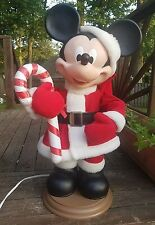 Santas Best Motionette Mickey Mouse Christmas Decor Unlimited Disney