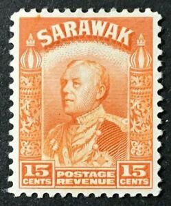 SARAWAK Sc#123 1934 Famous people Mint LH rem.OG VF (17-110)