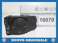 Switch Adjustment Mirrors Rear-View VW Passat 1997