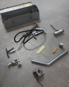 3M MS2 modular splicing system with Tool Box- Hydrolic Kit