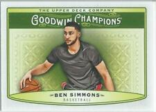 2019 UD Goodwin Champions #070 BEN SIMMONS BASKETBALL